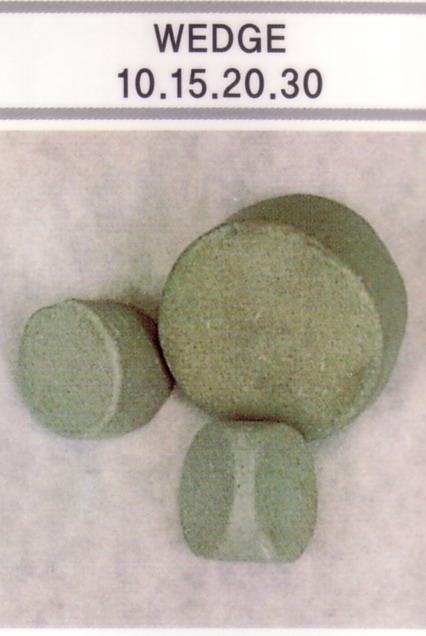粗磨块(棕刚玉)